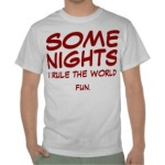 Some Nights T-Shirt