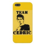 Team Cedric iPhone Case